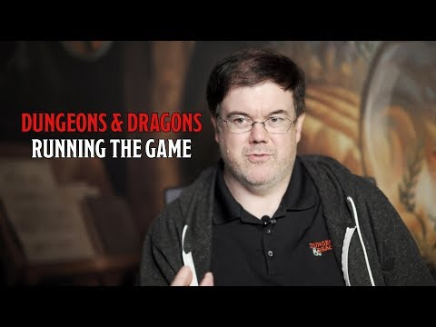 Running a Dungeons & Dragons Campaign