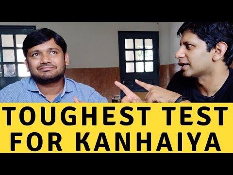 The Kanhaiya Kumar Interview (Part 2): The Toughest Test!