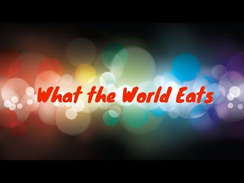 Urgent Evoke : Hungry Planet, What The World Eats