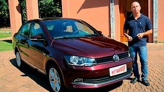 VRUM - Volkswagen Voyage 1.6 Evidence 2014 [Teste]