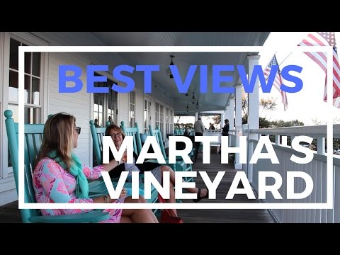 An Island Hotel You Need to See on Martha's Vineyard