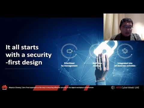 #HITBCyberWeek #CommSec D2 - Enterprise Security Strategy Leveraging On Zero Trust Approach