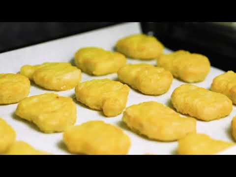KK Life 紅龍經典原味雞塊,炸及烤的美味料理法