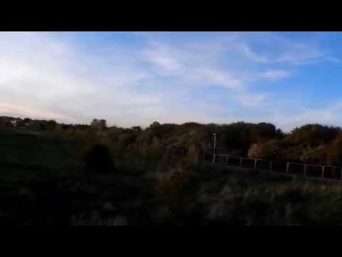 Flight Night Part 1 - FPV 250 quadcopter racing/practice
