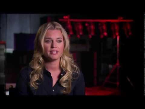Good Deeds: Official On Set Interview Rebecca Romijn [HD]