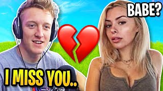 Tfue & Corinna Kopf CUTEST Couple Moments While it Lasted...