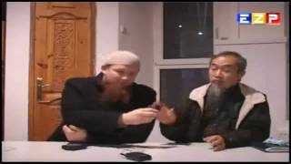 From Buddhism To Islam / Sheikh Hussain Yee with Abu Hamza Pierre Vogel in Germany 1/6