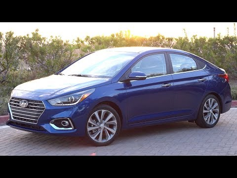 2020 Hyundai Accent Sedan Exterior Drive Price Interior Youtube