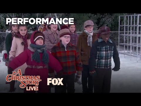 When Youre A Wimp Performance  A CHRISTMAS STORY