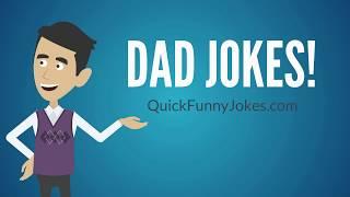 Corny Dad Jokes - Super Cheesy!
