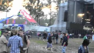 UNSEEN RAW FOOTAGE TORNADO HITS MUSIC FESTIVAL