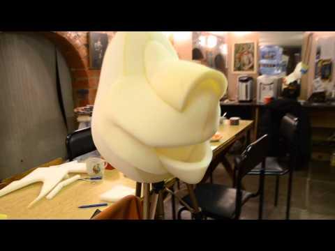 Мастер-класс по изготовлению маски