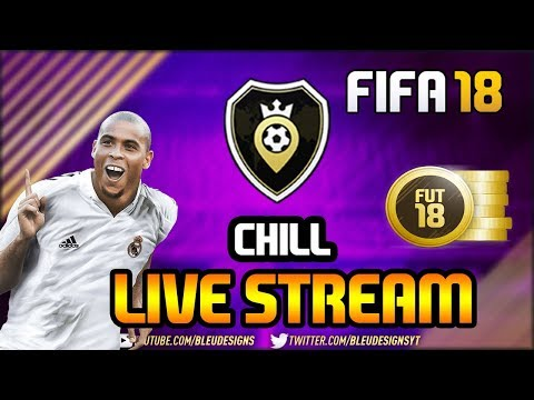 FIFA 18 | SQUAD BATTLES AND FUT DRAFT! | CHILL LIVE STREAM WITH SUBSCRIBERS!