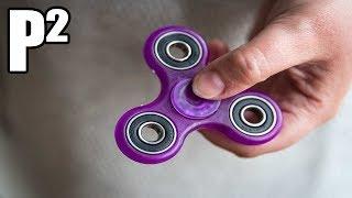 Fidget spinner - P²