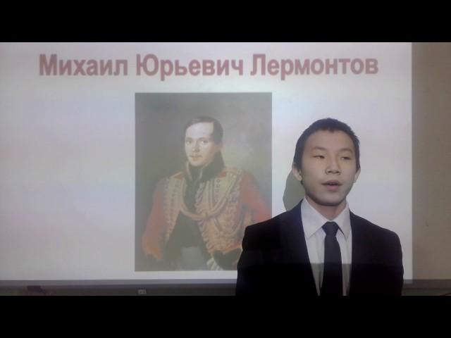 Изображение предпросмотра прочтения – БорисТекеянов читает произведение «Тучи» М.Ю.Лермонтова