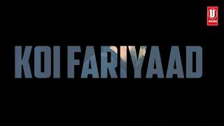 Koi fariyaad - B praak | Koi fariyaad B praak new song whatsapp status | koi fariyaad b praak status
