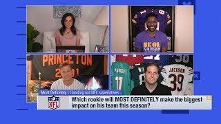 Nate Burleson Says Henry Ruggs Will Have Biggest Impact of All Rookies   Las Vegas Raiders