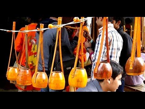 Five Amazing Folk Music Instruments