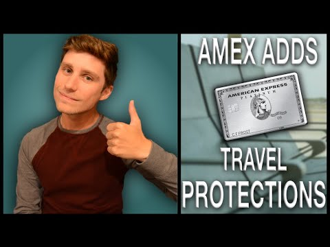 Amex Made The Platinum Card Useful By Adding Travel Protections And Other Changes