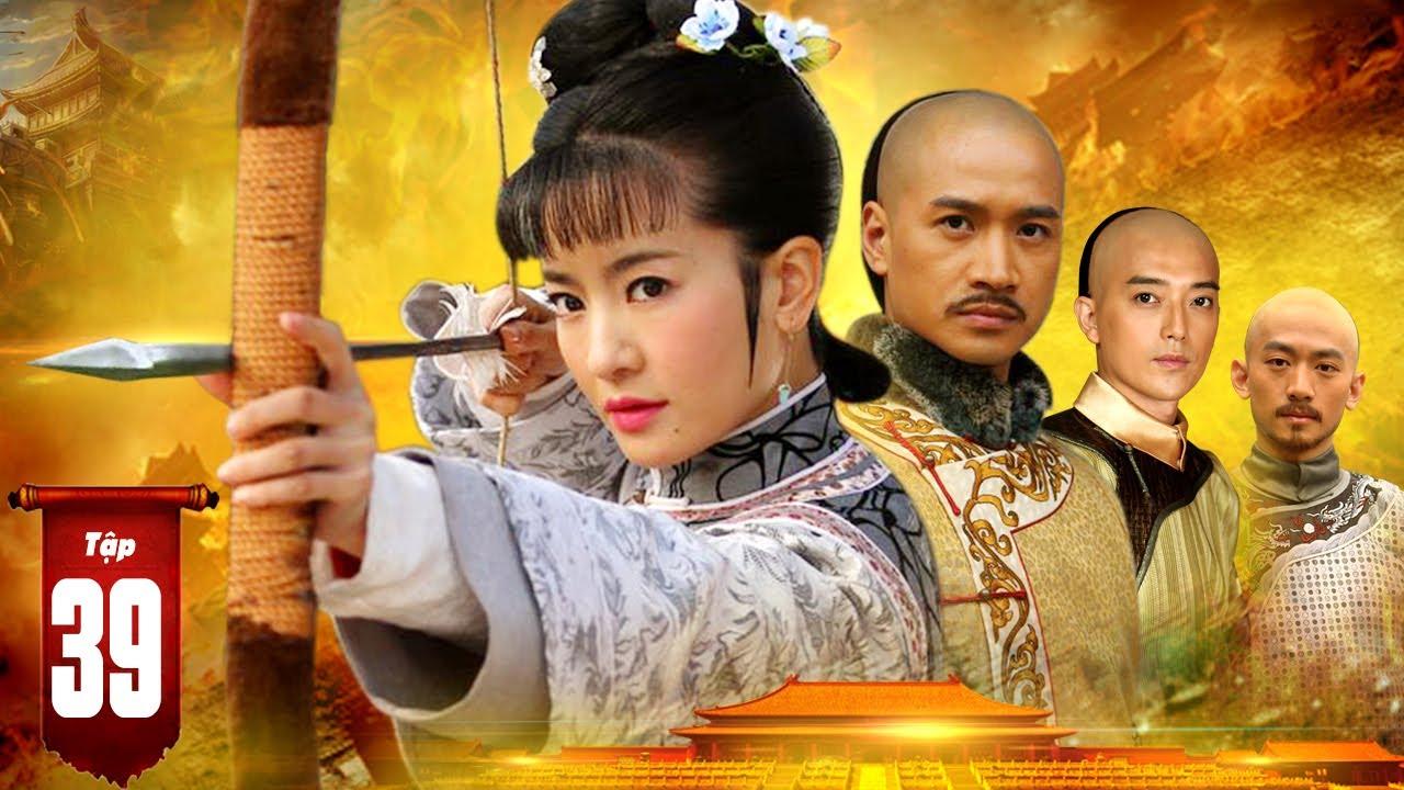 PHIM HAY 2021 | TÂN KHUYNH THÀNH TUYỆT LUYẾN - Tập 39 | Phim Bộ Trung Quốc Hay 2021