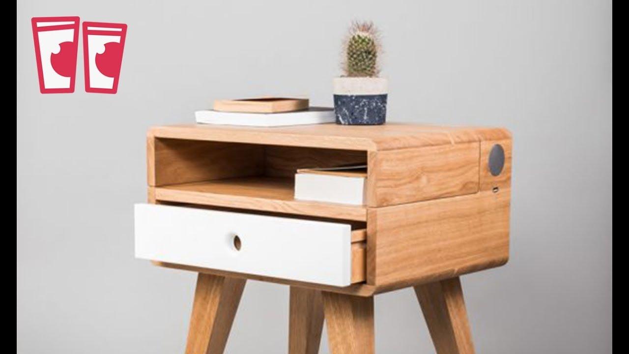 Smartables Table De Chevet
