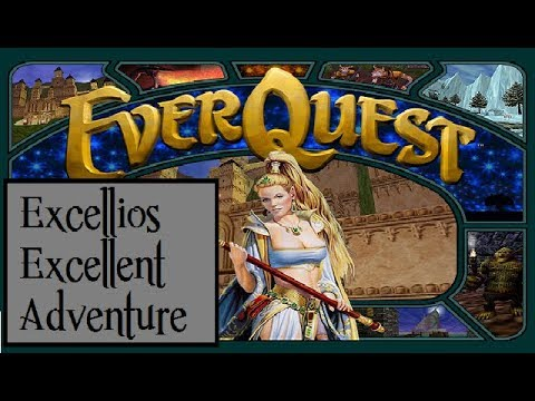 EverQuest Excellio Excellent Adventure ep15 - Traveling to Cobalt Scar
