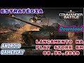 Battlefield commander Android gameplay - melhor jogo estratégia para Android