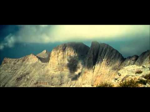 Time-lapse Greece Mount Olympus KALIMERA travel