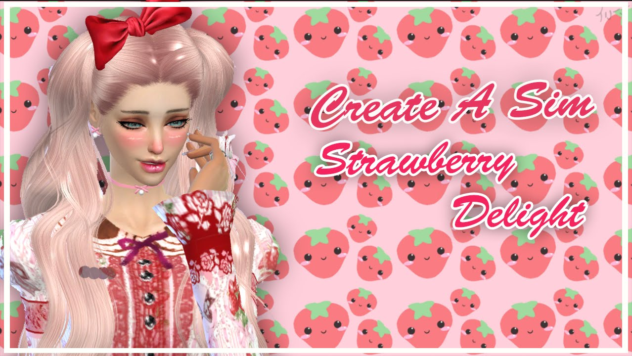 sims 4 how to buy strawberries