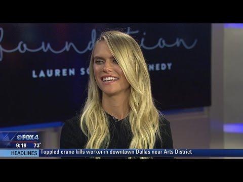 Lauren ScruggsKennedy Talks About Her Prosthetics Foundation