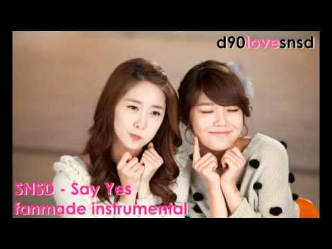 [instrumental+DL] Say Yes-SNSD