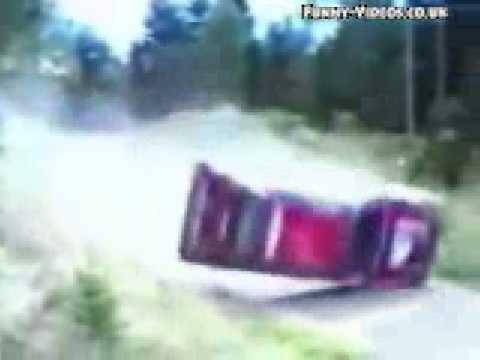 rally crashes