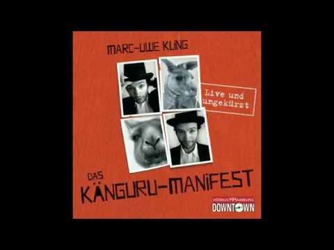 Das Känguru-Manifest YouTube Hörbuch Trailer auf Deutsch