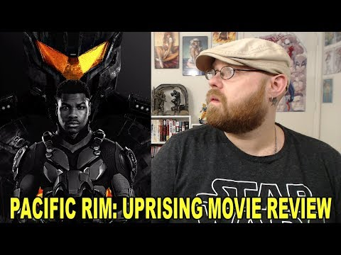 Pacific Rim: Uprising - Review!!!