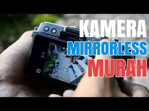 REVIEW MIRRORLESS MURAH : Olympus PEN E-PL3