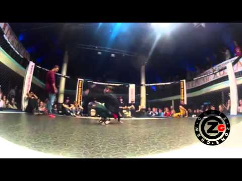 bboy Gans (Comix Zone Crew) trailer 2013