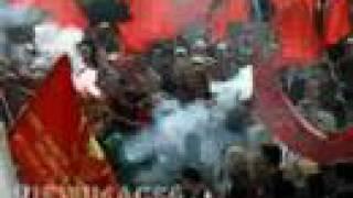International communist party rallies around the world