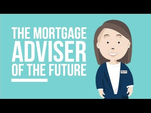"""Collette"" -  the Mortgage Adviser of the Future"