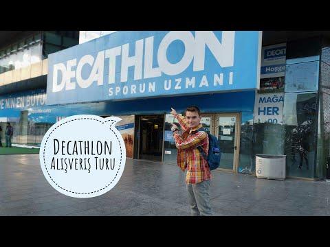 DECATHLON ALIŞVERİŞ TURU - Bisiklet ve Kamp Alışverişi