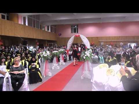 Bulancak Kız Meslek Lisesi 2014 mezuniyet töreni -3