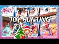 WINX TOY HUNTING IN FRANCE 🎄🎅