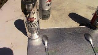 Video Testing Krylon Maxx Silver Metallic spray paint download MP3, 3GP, MP4, WEBM, AVI, FLV Oktober 2018