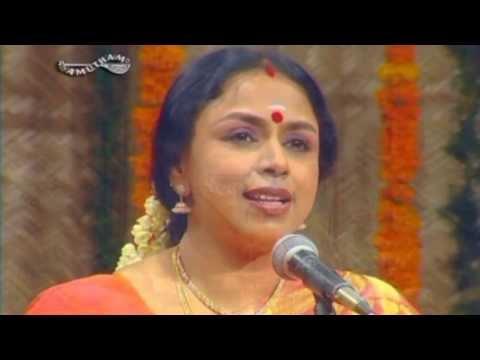 Kandanall Mudhalai  - Sudha Madhuri - Sudha Ragunathan