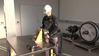 Специальные съемники для демонтажа подшипников(Гидравлический демонтаж и использование специального съемника FAG для гидравлического демонтажа ООО «Агр..., 2015-05-27T16:35:32.000Z)