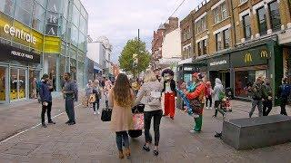 ⁴ᴷ Walking London - Croydon Town Centre incl. Markets