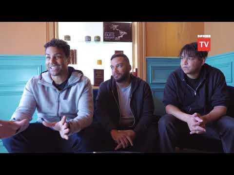 INTERVIEW x 3T #DAVIBE