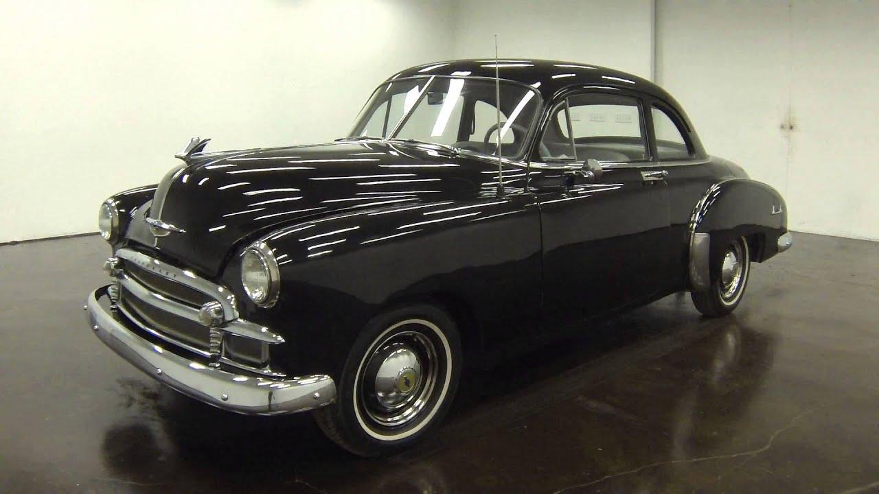 1950 Chevrolet 2 Door Club Coupe