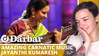 Amazing Carnatic music | Raga Shanmukhapriya | Music of India | REACTION | Indi Rossi
