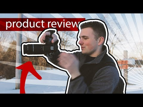 Canon 75-300mm Lens Review