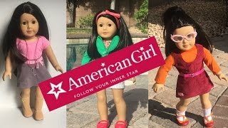 AMERICAN GIRL [ Dress Up ] Truly Me Doll
